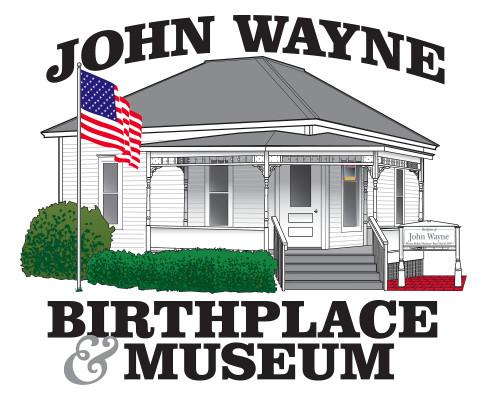 John Wayne Birthplace & Museum Logo